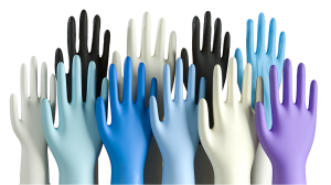 Getting The Right Color For Disposable Gloves